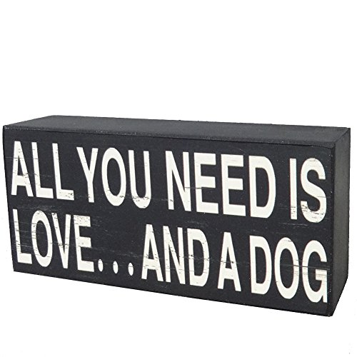 NIKKY HOME Wooden Sign Need product image