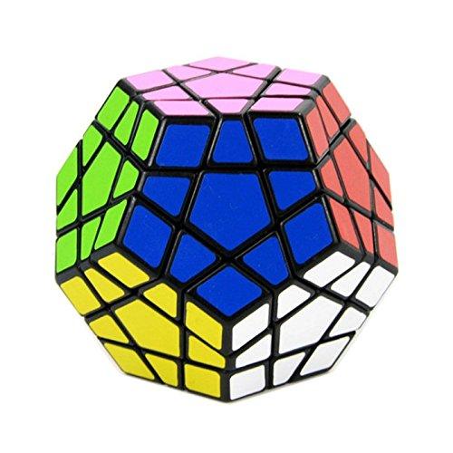 QTMY Plastic Irregular 3x3 Speed Magic Cube Puzzle