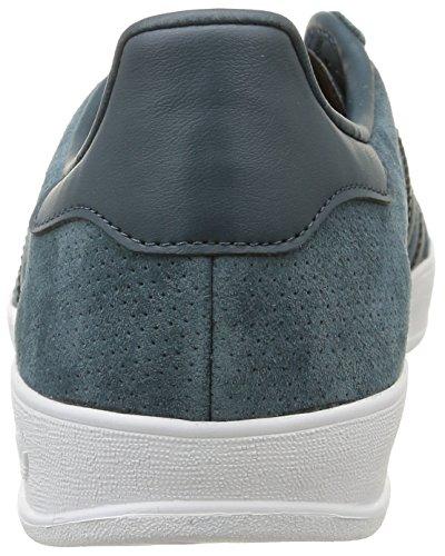 adidasGazelle Indoor - Zapatillas de Deporte Hombre Azul - Bleu (Midnight F15/Midnight F15/White)