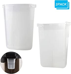 Picowe 2Pack Condensation Collector Cup Replacement for Instant Pot 5 6 8 Quart, Duo, Duo Plus, Ultra, Lux