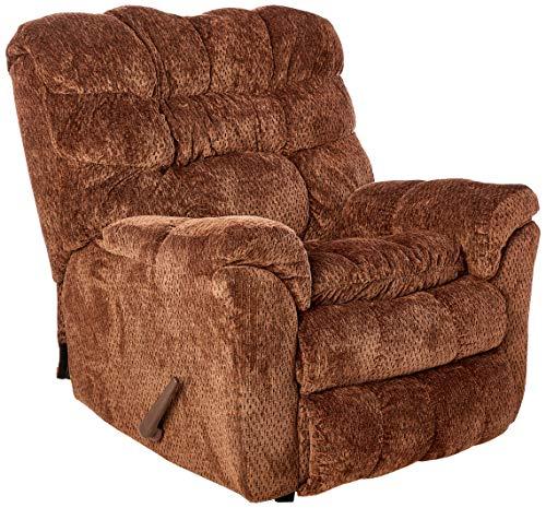 Lane Home Furnishings Simmons Upholstery Rocker Recliner, Chocolate