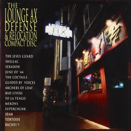 The Lounge Ax Defense & Relocation Compact - Exchange Outlet Ax
