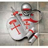 The Full Armor of God: Christian Costume, New Edition Red