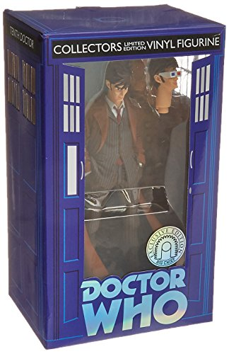 ctor Who: The Tenth Doctor (Brown Suit Version) Dynamix Limited Edition Figure Statue ()