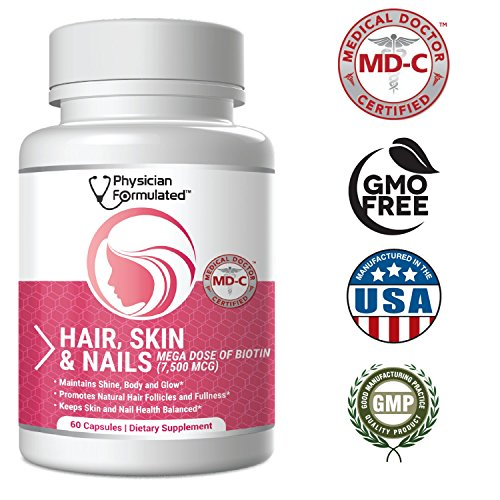 Physician Formulated Healthy Nails Vitamins product image