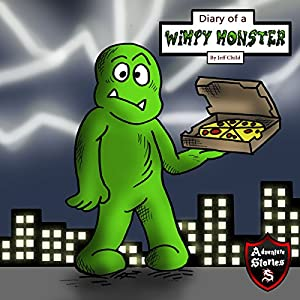 Diary of a Wimpy Monster Audiobook