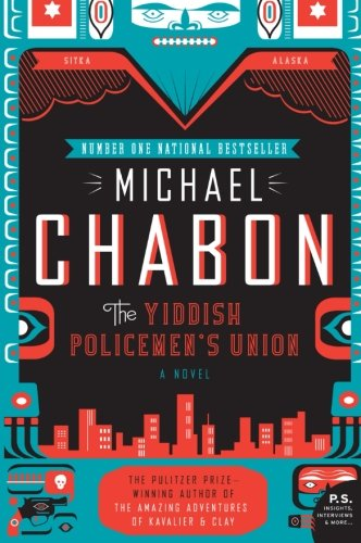 Book cover for The Yiddish Policemen's Union