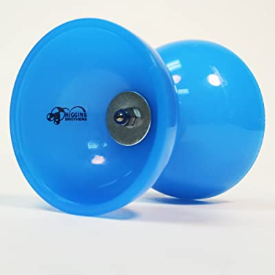 Higgins Brothers Tropic Diabolo - Blue: Toys & Games