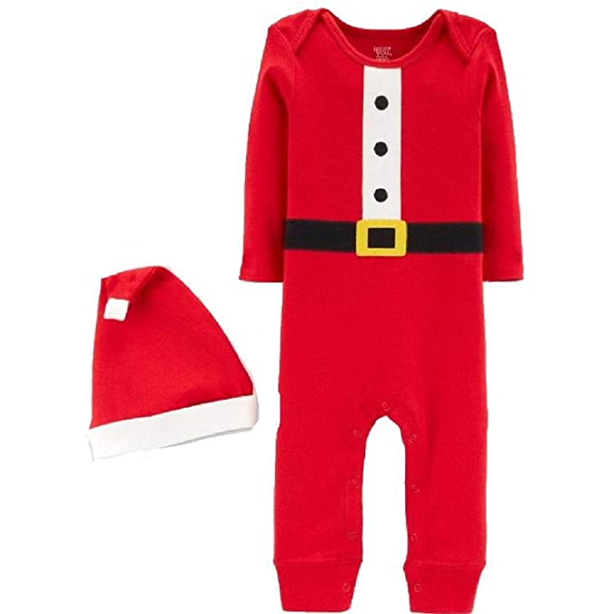 Amazon.com: Just One You - Traje de Papá Noel para bebé ...