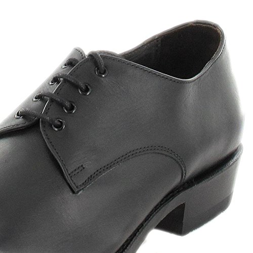 Nero classica Nero Uomo Boots530 Boots530 Stringata Uomo Nero Sendra classica Stringata Sendra 4T7qc7O
