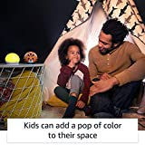 Echo Glow - Multicolor smart lamp for kids, a