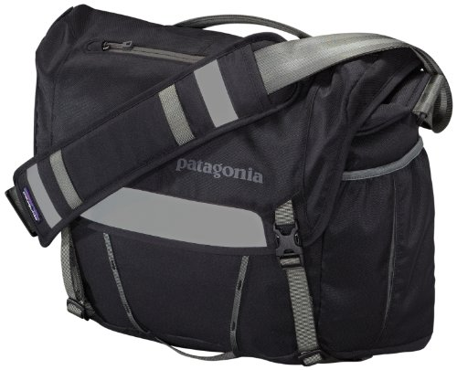 Patagonia Half Mass Messenger Bag - Black