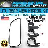 #8: UTV Rear View Mirror for 1.5