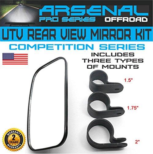 UTV Rear View Mirror for 1.5