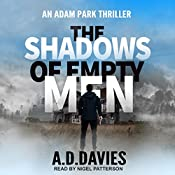 The Shadows of Empty Men: Adam Park Thriller Series, Book 3 | A.D. Davies