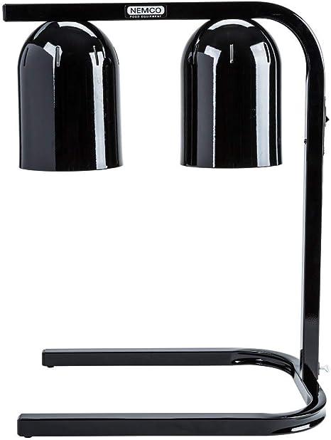Amazon Com Nemco 2 Bulb Freestanding Heat Lamp Kitchen Small Appliances Kitchen Dining