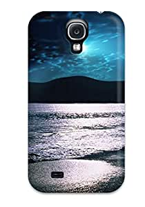 Forever Collectibles Beach Hard Snap-on Galaxy S4 Case
