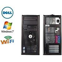 Dell Optiplex - Core 2 Duo 3.0GHZ -New 8GB Memory - 1TB 7200 RPM -  Windows 7 PRO 64 BIT WIFI, DVD-BURNER-(Certified Reconditioned)