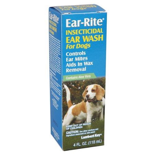 Ear Rite For Dogs – 4 oz, My Pet Supplies