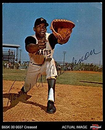 Amazoncom 1965 Kahns Donn Clendenon Pittsburgh Pirates Baseball