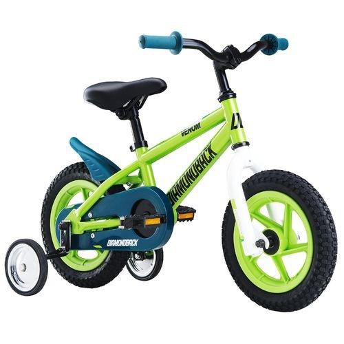 "Diamondback Boys' Micro Venom 12"" BMX Bike"