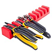 Torin Big Red Tool Organizer: Magnetic Pliers Rack
