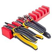 Torin Big Red Tool Organizer: Magnetic Pliers Rack