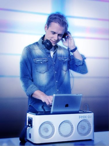 Philips DS8900/ M1X-DJ Sound System Docking Station and Bluetooth Designed With Armin Van Buuren by Philips (Image #7)