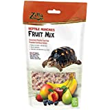 Zilla Reptile Food Munchies Fruit Mix, 2.5-Ounce