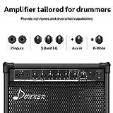 Donner DDA-35 AMP 35-Watt Electronic Drum Amplifier