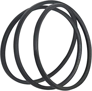 """YMCONE Lawn Mower Tractor Engine to Variable Speed (Drive) V-Belt 5/8"""" x 90 1/2"""" Fits for Toro 112-0301, Cub Cadet 954-0467 954-0467A, MTD 754-0467 754-0467A 954-0467 954-0467A, Craftsman 954-0467A"""