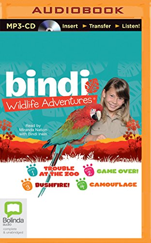 Bindi Wildlife Adventures: Books 1–4