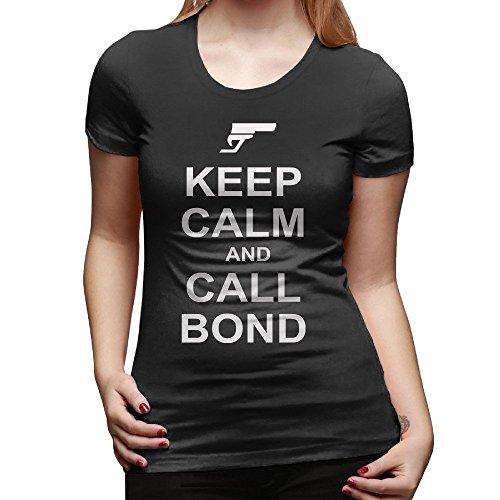 007 Spectre James Bond Women's Tee Shirt