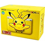 Nintendo 3DS XL - Pikachu Yellow Limited Edition
