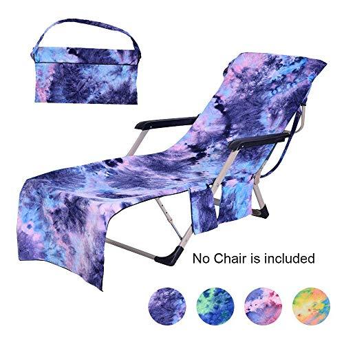AKSIPO Beach Chair Cover
