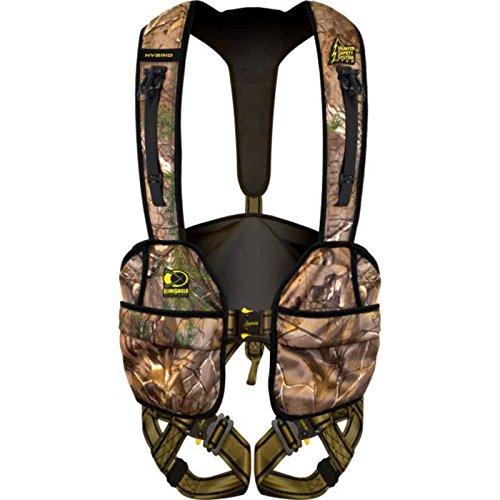 Hunter Safety Hybrid Flex Safety Harness with ElimiShield...