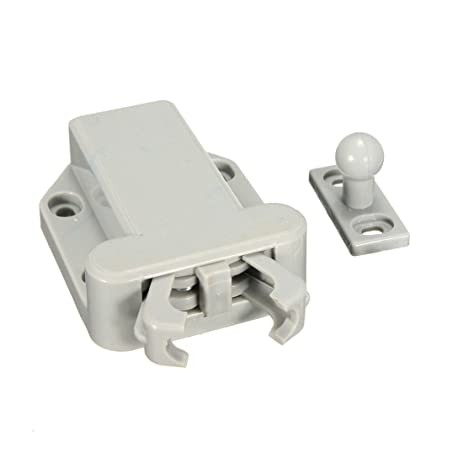 Merveilleux Open Cabinet Catch   SODIAL(R)10X Push To Open Beetles Drawer Cabinet Latch