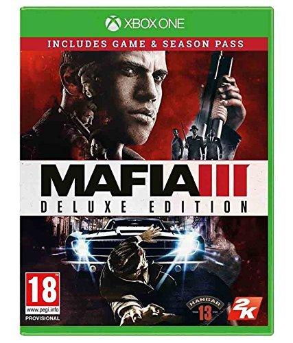 Mafia Iii Deluxe Edition Xbox One Games