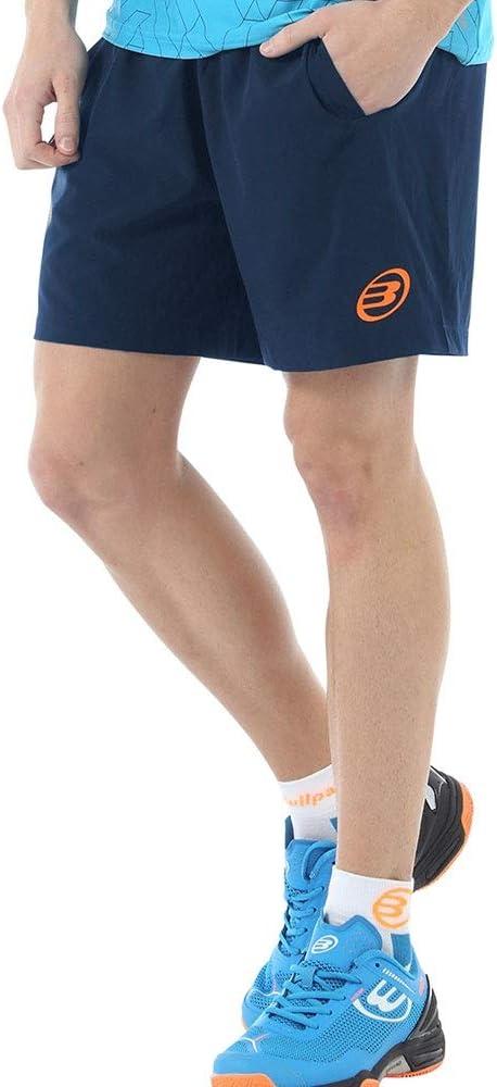 Bull padel Pantalon Corto BULLPADEL IRI Azul: Amazon.es: Deportes ...