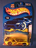 Hot Wheels 2003-139 Panoz GTR-1 Lime Green Highway 35 1:64 Scale