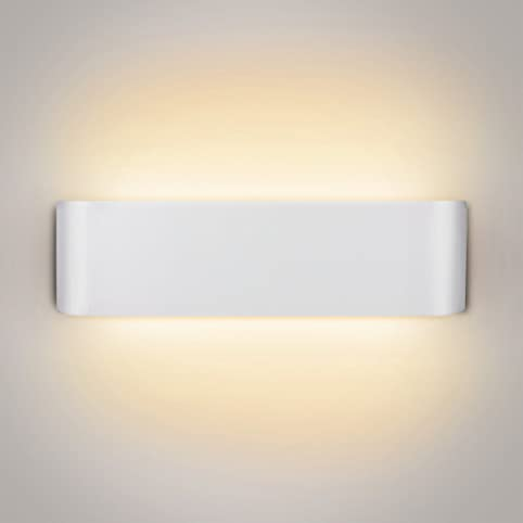 Led wall light 12w up down wall lights wall lamp indoor perfect led wall light 12w up down wall lights wall lamp indoor perfect for living room hallway mozeypictures Images