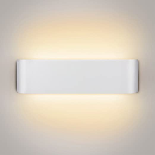 Netboat led wall light 12w up down wall lights wall lamp uplighter netboat led wall light 12w up down wall lights wall lamp uplighter downlighter indoor perfect for mozeypictures Choice Image