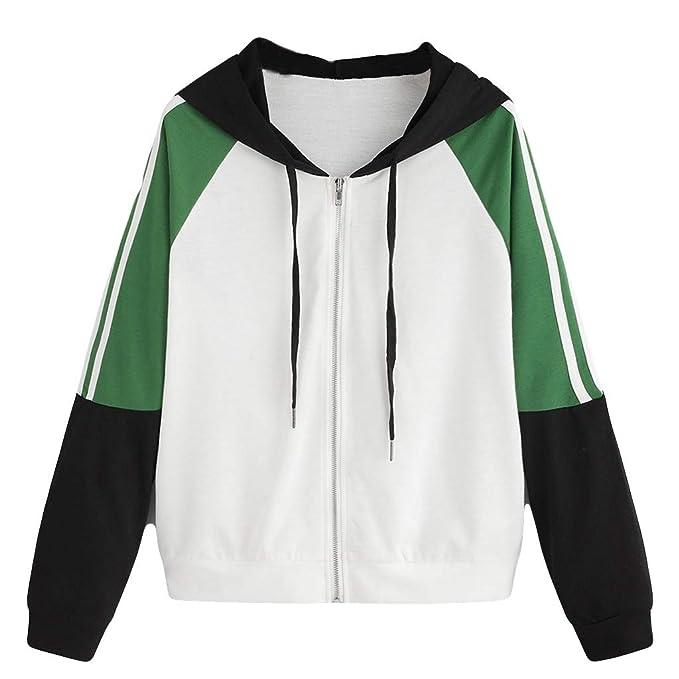giacca a avento bianca leggera da donna
