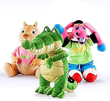 Cantajuego Pack Peluches Grandes: Coco, Burrito Pepe y Buby ...