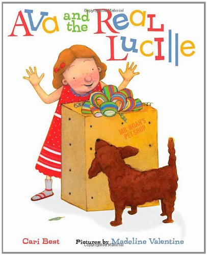Ava and the Real Lucille ebook