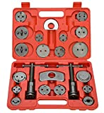 8MILELAKE 22pcs Disc Brake Caliper Wind Back Tool Kit