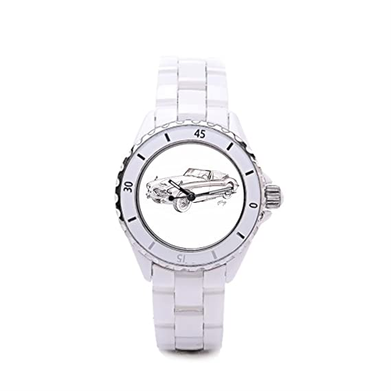 papibaby barato Relojes de pulsera. TR3 de cerámica reloj para mujer
