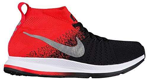 18700e841e3f8 Image Unavailable. Image not available for. Colour  Nike Zoom Pegasus All  Out Flyknit Big Kids Running ...