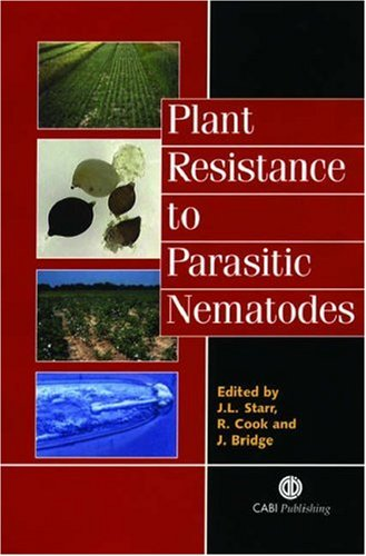 Plant Resistance to Parasitic Nematodes by Brand: CABI