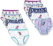 Disney Girls Frozen Girls Panty Multipacks